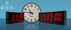 Rangkaian Paparan Jam