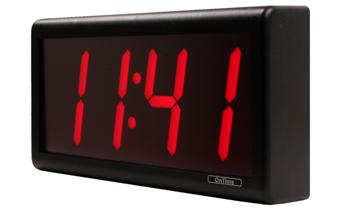 Apakah yang disertakan dengan Digit 4 PoE Clock